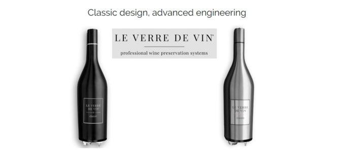 Svaka kap je dragocjena – sistemi za čuvanje vina